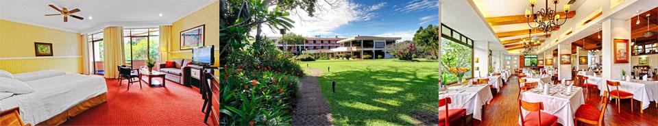 Facilities Hotel Bougainvillea