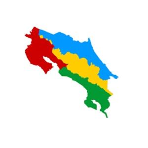 Costa Rica's 4 eco zones