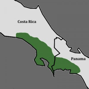 South Pacific endemic zone